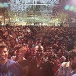 Crowd Shot from India